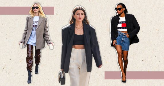 Big blazer energy: How to upgrade your daywear with this street style staple