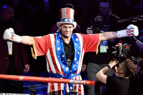 What boxing is on TV this week? How to watch Tyson Fury v Otto Wallin and more