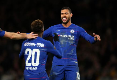 """Ruben Loftus-Cheek describes """"the feeling of playing for the shirt"""" at Chelsea"""