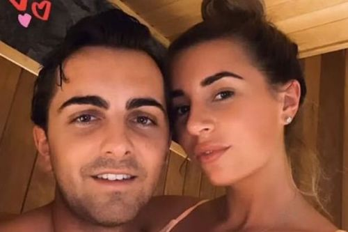 Love Island's Dani Dyer back together with ex Sammy Kimmence