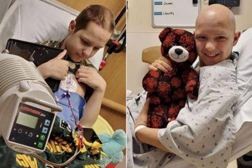 Boy, 11, with terminal cancer dies just hours after Make-A-Wish trip to Lego store