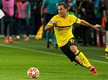 Borussia Dortmund's Mario Gotze confirms he will leave the Bundesliga club at the end of the season