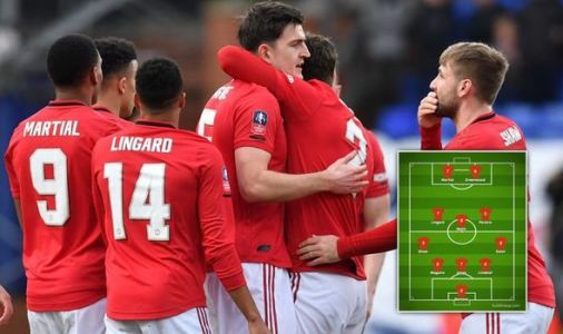 Man Utd player ratings vs Tranmere: Maguire and Matic star, Jones hilarious in FA Cup rout