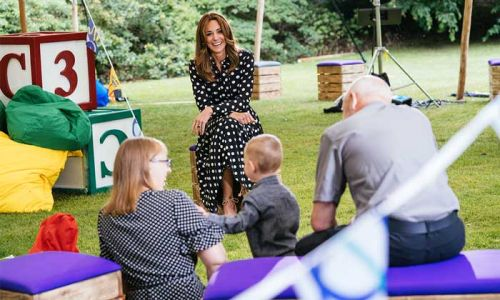 Kate Middleton reveals one thing she wishes she was given as a new mum