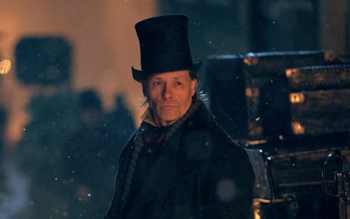 A Christmas Carol, first-look review:swearing, subversion and an OCD Scrooge in BBC One's bold retelling