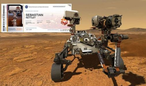 NASA news: How 10.9 million people will leave their mark on Mars in 2021