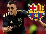 Barcelona 'on the verge of signing Ajax star Sergino Dest for £18m' after selling Nelson Semedo