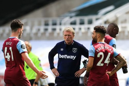 West Ham rue missed opportunity after twice losing lead at below-par Newcastle