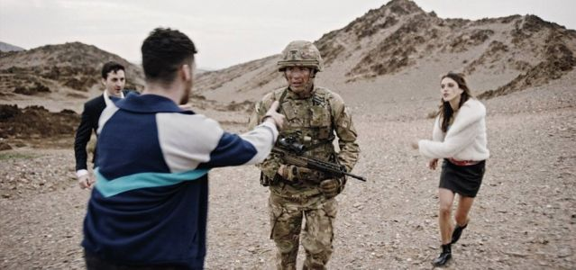 Army targets under-confident social media addicts and gym monkeys with new ads