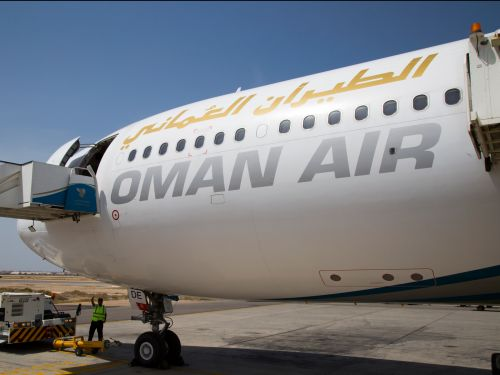 The CEO of Oman Aviation Group says there are 3 things that keep him up at night