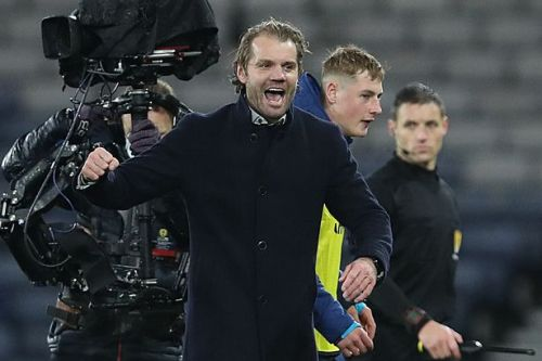 Robbie Neilson delights in Hearts derby victory 'payback'