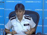 Fury at Cressida Dick after Scotland Yard detective was promoted DURING misconduct investigation