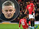 Ole Gunnar Solskjaer hints Manchester United could seek loan moves after Marcus Rashford back break