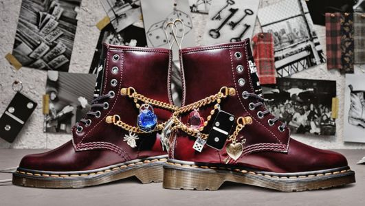 Dr. Martens and Marc Jacobs team up to create vegan boots