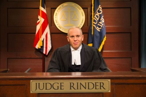 Judge Rinder shares his 92-year-old grandfather died of coronavirus two days ago: 'He survived World War II'