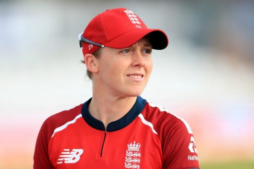 Heather Knight: Used wicket is not ideal for England's Test with India