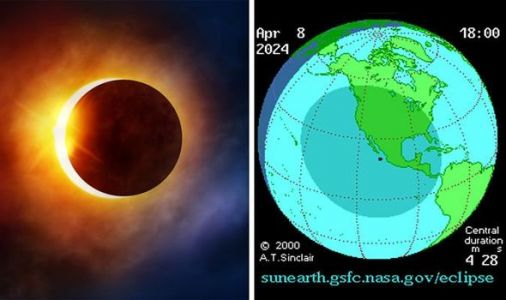 Solar eclipse: Another 'Great American Eclipse' is coming - Get ready for solar spectacle