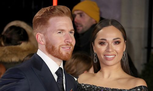 Find out why Strictly's Neil Jones is 'disgusted' at wife Katya