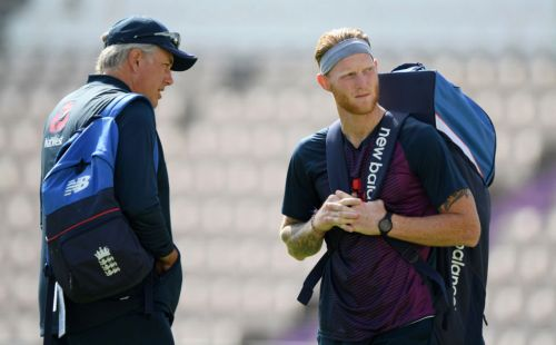 'Do it your way' - England stand-in skipper Ben Stokes reveals message from Joe Root ahead of first West Indies Test