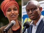 Ilhan Omar faces tough primary vote in her Minneapolis district