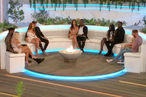 One Love Island couple has already been dumped from the villa ahead of show final