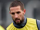 Aston Villa agree to let midfielder Conor Hourihane join Swansea on loan