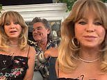 Goldie Hawn says making The Christmas Chronicles 2 with Kurt Russell was like being on honeymoon