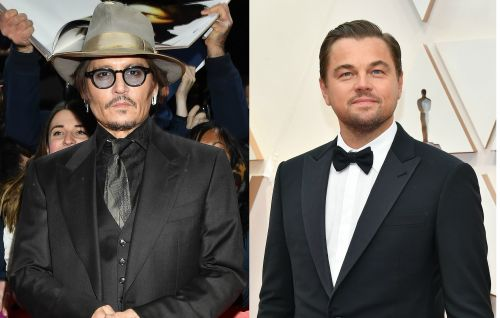 "Johnny Depp and Leonardo DiCaprio pledge to fight racism and ""the disenfranchisement of Black America"""