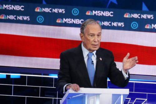 Mike Bloomberg Bombarded With Questions About Sexism In First Presidential Debate