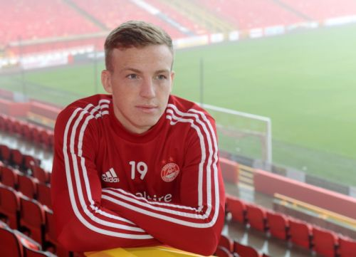 Lewis Ferguson hails Aberdeen stalwart Andy Considine for his influence during Dons injury crisis