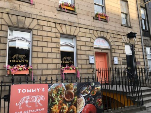 Mystery surrounds 'apparent closure' of restaurant linked to Edinburgh's 'Curry King'