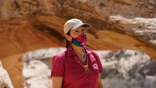 Deb Haaland's top priorities for Interior Department: climate change and environmental justice