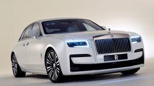 Long-wheelbase Rolls-Royce Ghost Extended launched