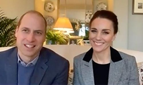 Prince William and Kate Middleton urge frontline workers to reach out for mental health support