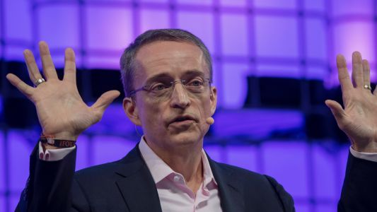 Intel's New CEO Confident 'Majority' of Its Future Chips Will Be Produced Internally