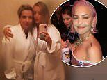 BRITs 2020: Laura Whitmore and Anne-Marie lead the stars documenting the music event on social media