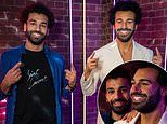 Liverpool: Mohamed Salah is left stunned as he comes face-to-face with his waxwork doppelganger