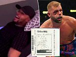 Chris Eubank Jr mocks Billy Joe Saunders after winning £10,000 bet with Canelo knockout