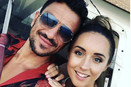 Peter Andre shares emotional tribute to wife Emily on their wedding anniversary