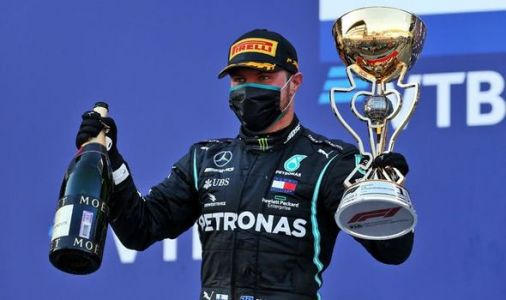 Valtteri Bottas fires warning to Lewis Hamilton after Russian Grand Prix win