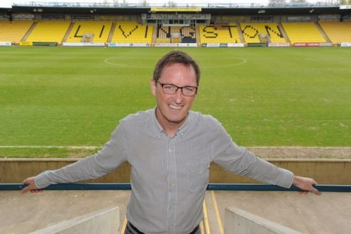 Livingston CEO reflects on club's remarkable rise ahead of League Cup semi-final