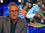 Gary Lineker reveals Raheem Sterling asked BT to send him video of last year's brutal loss to Spurs