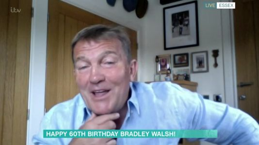 Bradley Walsh 'emotional' ahead of 60th birthday as ITV set to air tribute to TV legend
