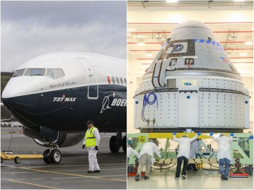 Catastrophic software errors doomed Boeing's airplanes and nearly destroyed its NASA spaceship. Experts blame the leadership's 'lack of engineering culture.'