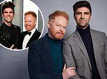 Jesse Tyler Ferguson and husband Justin Mikita are 'overjoyed' after welcoming their first child