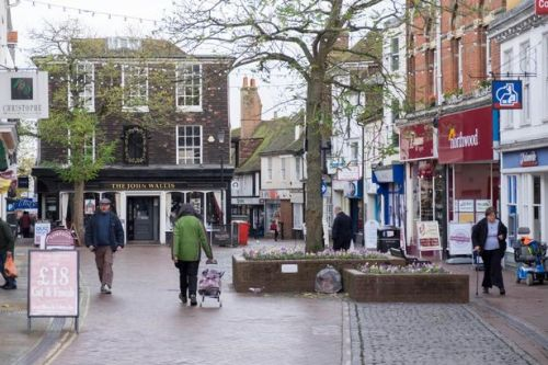 How town centres could be overhauled to safely kick-start high street businesses