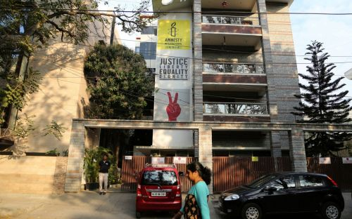 Amnesty International halts operations in India, citing government reprisals