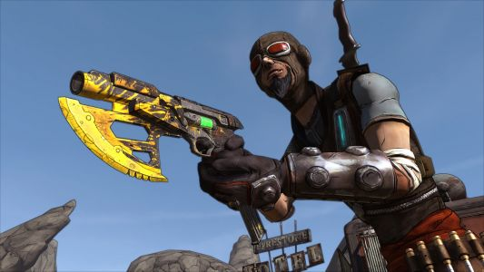 The original Borderlands is free on PC this weekend