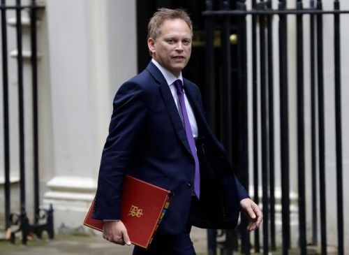 Grant Shapps Rejects Reports No. 10 Plans To Axe BBC Licence Fee