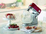 The Kenwood kMix Stand Mixer has been reduced by £190.99 in the Amazon Summer Sale